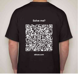 Black Hat USA 2014 Challenge T-Shirt